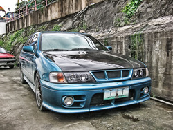 lowprofile69s 1998 Nissan Sentra
