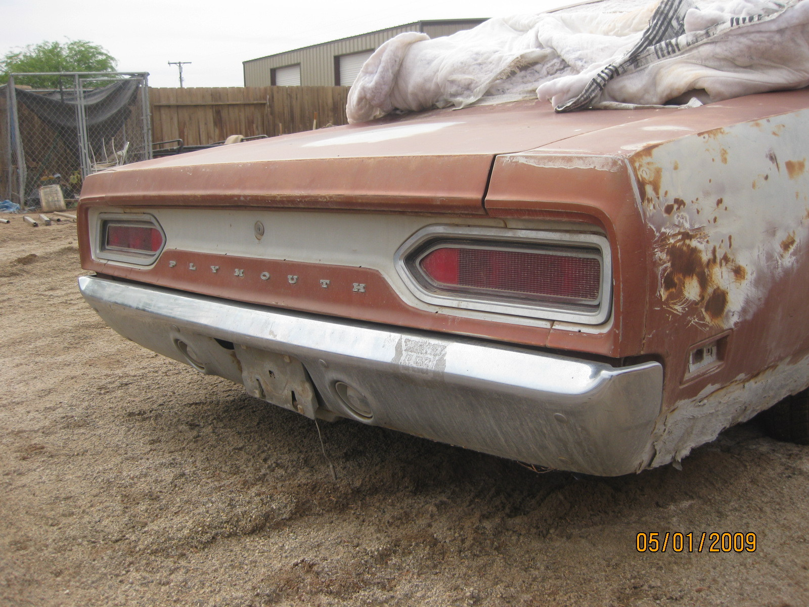 383satellite's 1970 Plymouth Satellite
