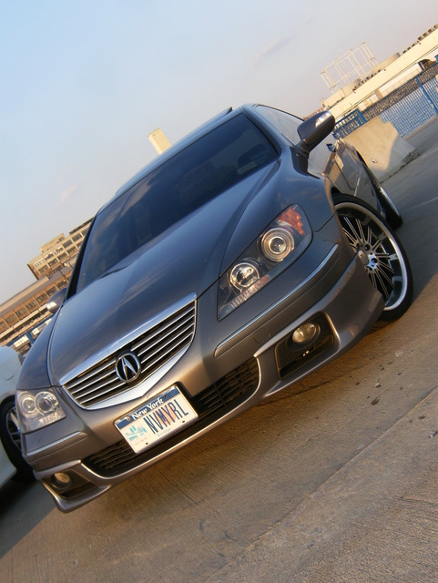 blazinggt 39 s 2005 acura rl in brooklyn ny. Black Bedroom Furniture Sets. Home Design Ideas