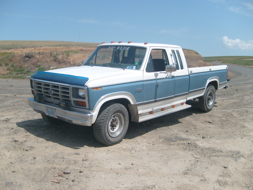 NewJeepster 1983 Ford F150 Regular Cab Specs, Photos, Modification ...