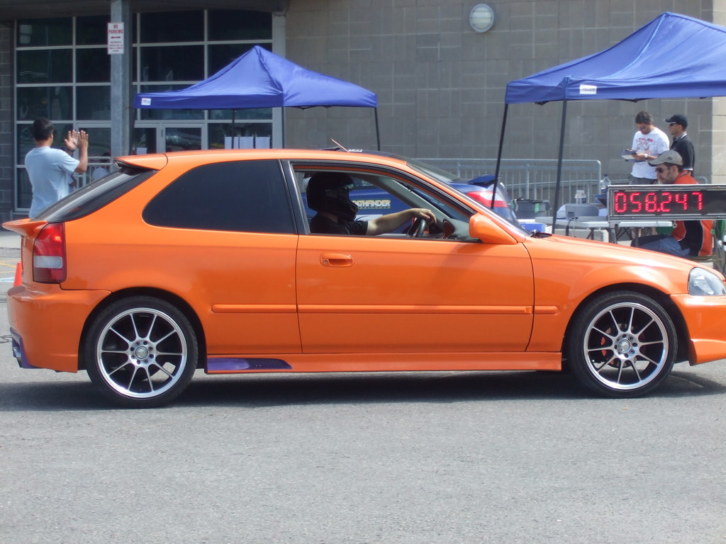 orange purple 1997 honda civic specs photos modification info at cardomain. Black Bedroom Furniture Sets. Home Design Ideas