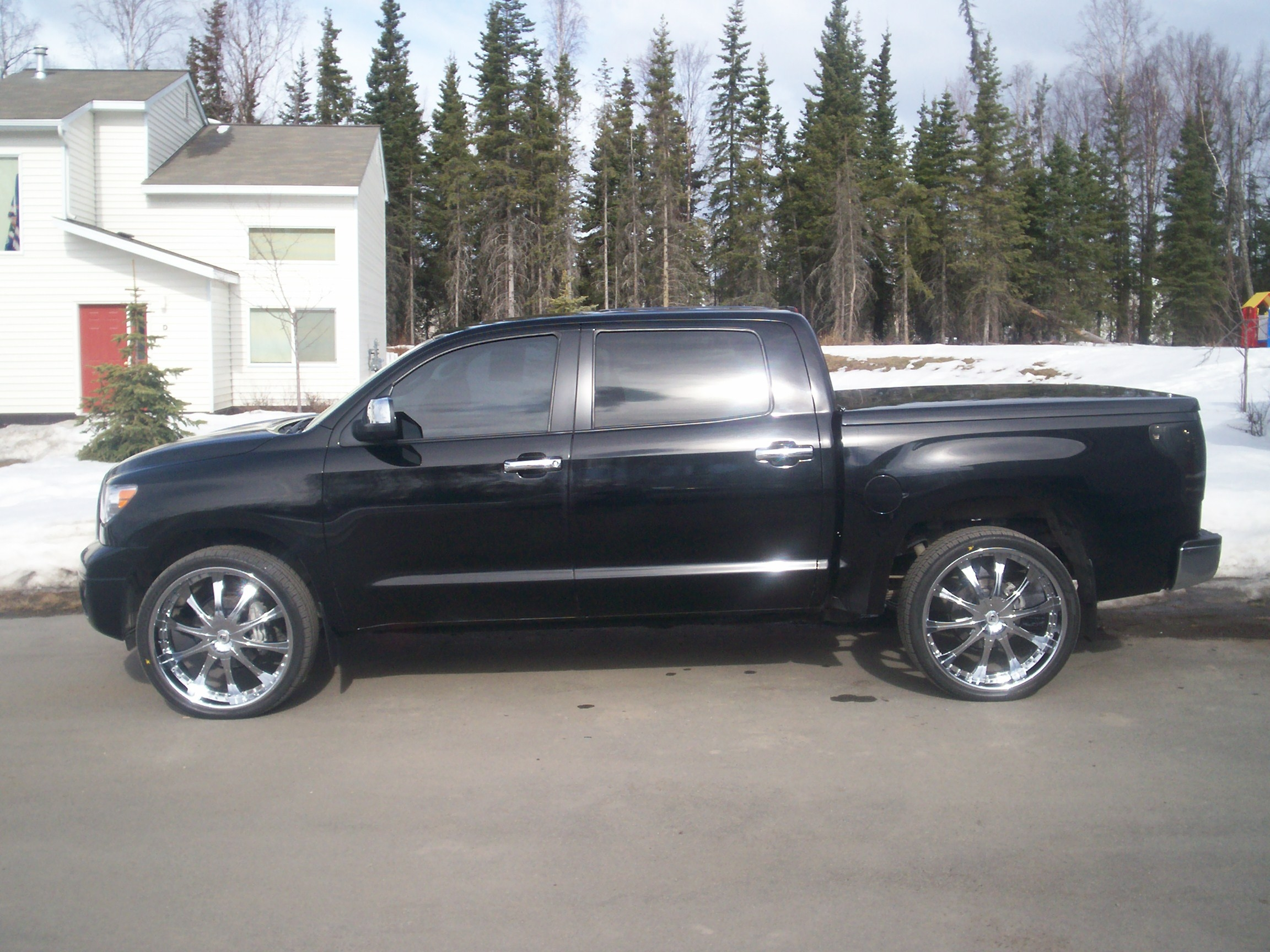 1bigreg2 2008 toyota tundra access cab specs photos modification info at cardomain. Black Bedroom Furniture Sets. Home Design Ideas