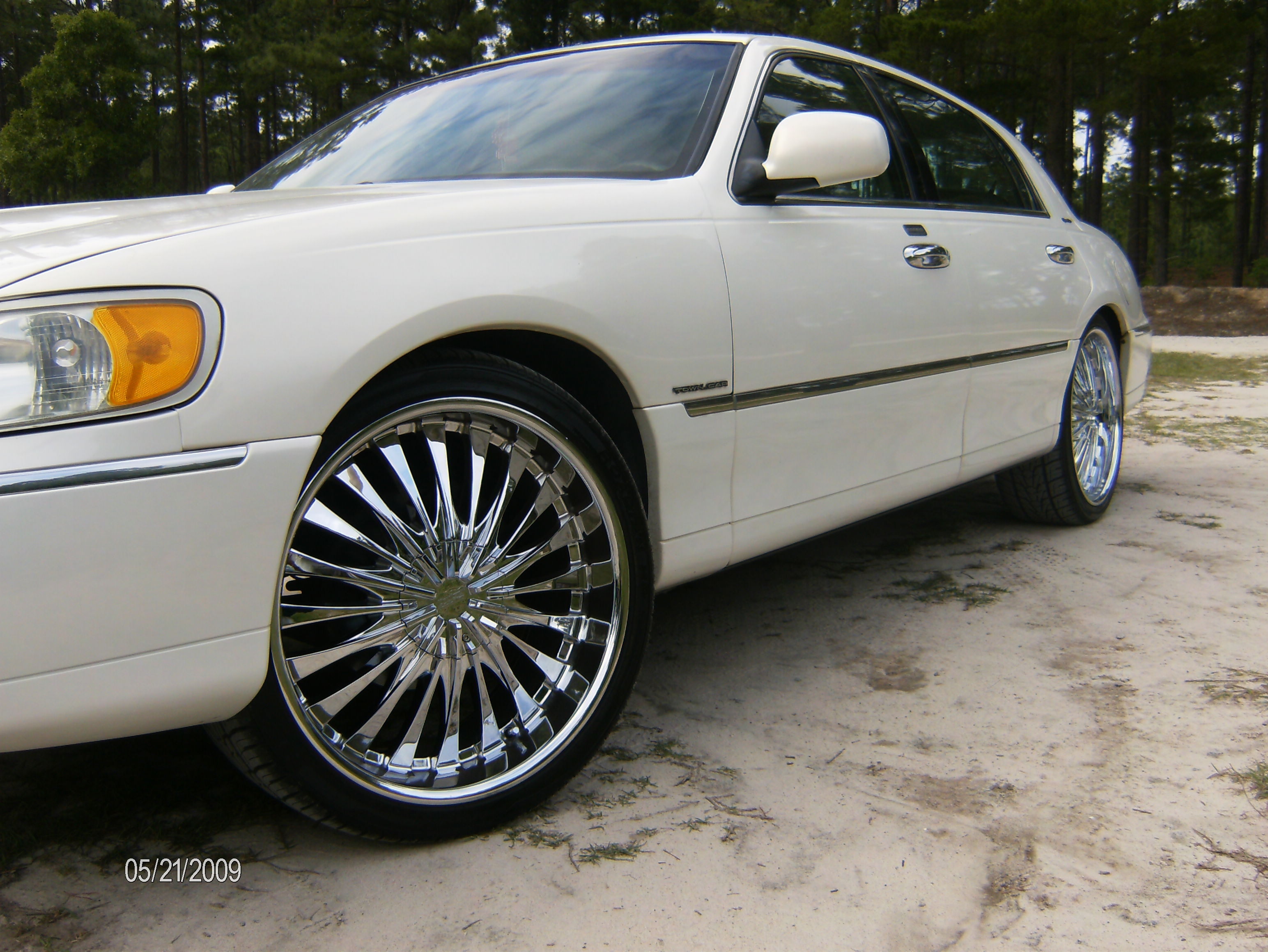 Moeskeeterman 1999 Lincoln Town Car Specs Photos Modification Info