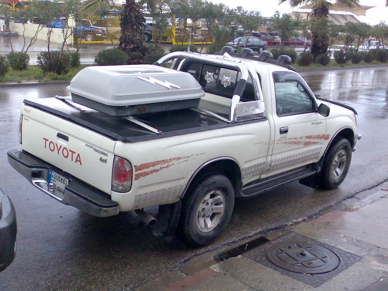 taco sport 95 39 s 1995 toyota tacoma xtra cab in saida. Black Bedroom Furniture Sets. Home Design Ideas