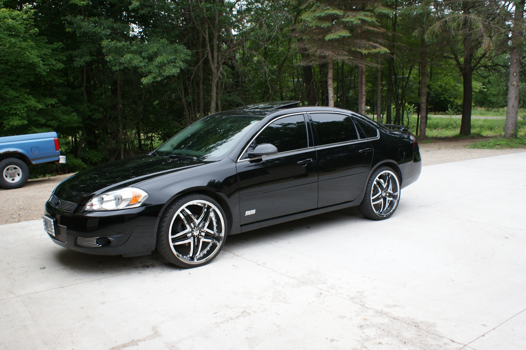 Impala Ss 2006 With Rims