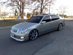 LEXOTIC430s 2004 Lexus GS