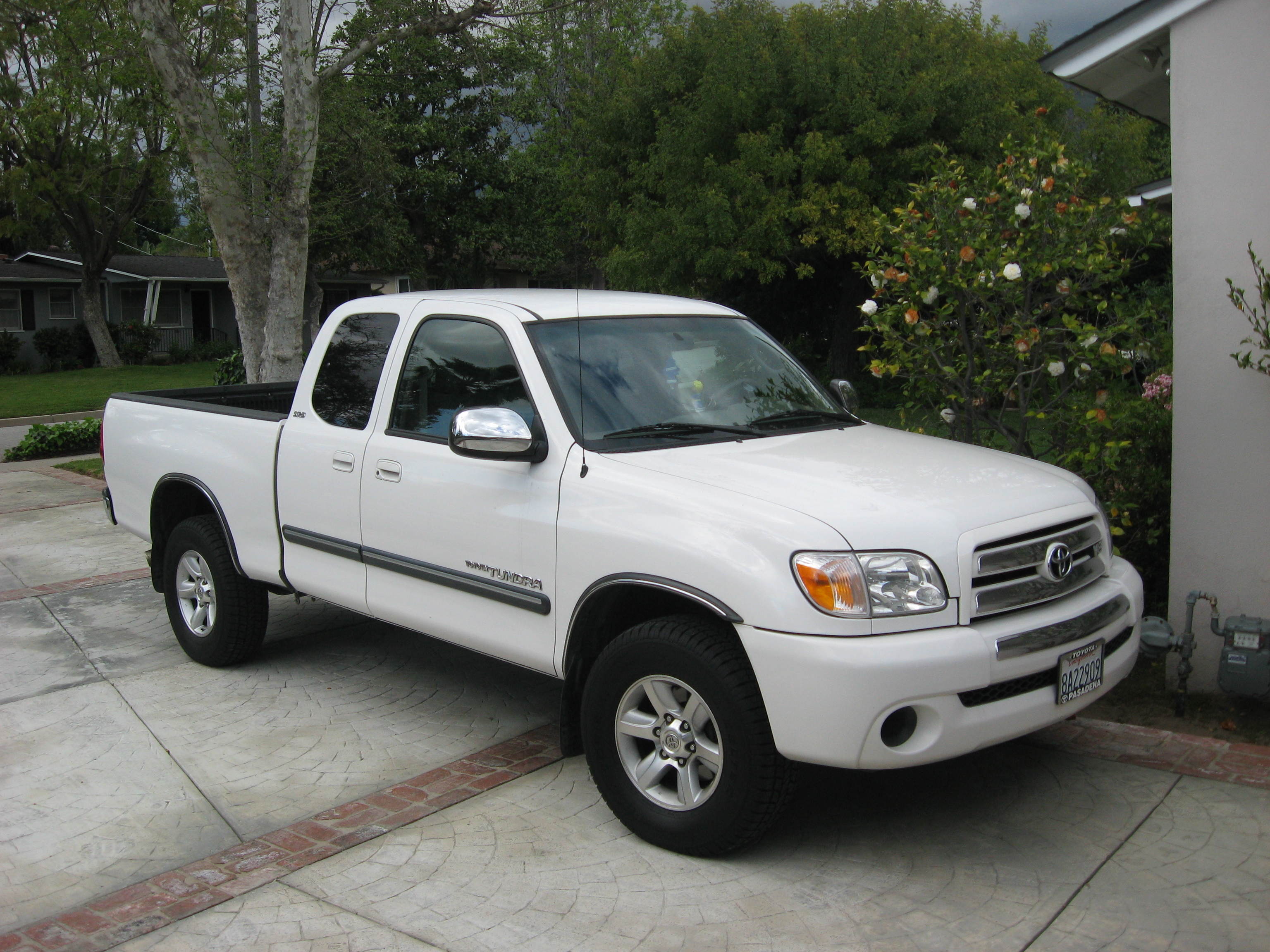 tadervader 39 s 2006 toyota tundra access cab in pasadena ca. Black Bedroom Furniture Sets. Home Design Ideas