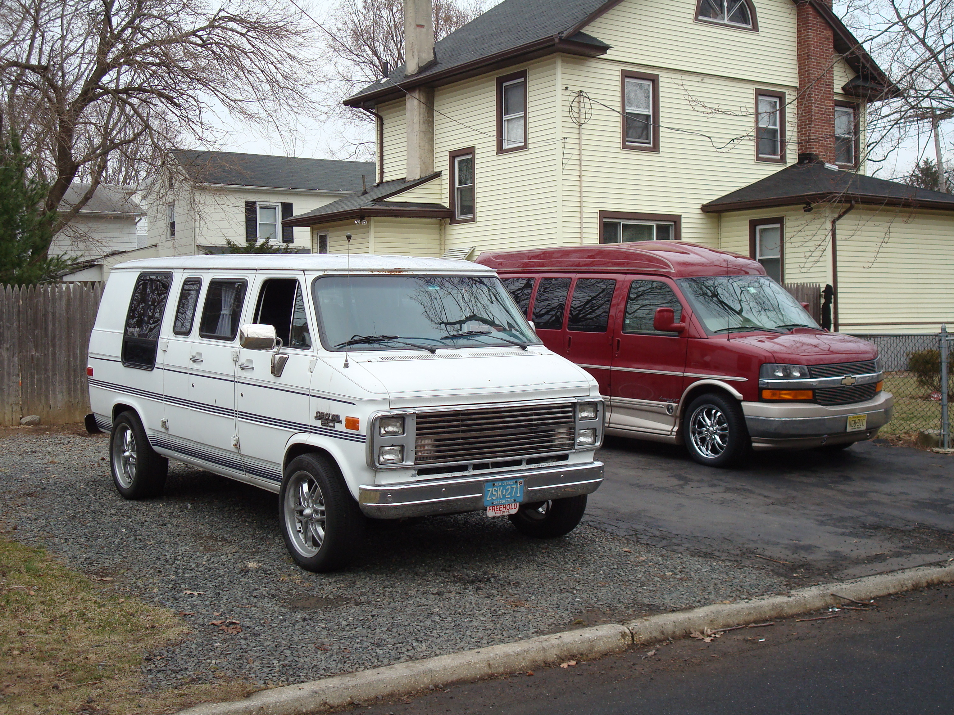 Another iCrash 1990 Chevrolet G-Series 1500 post... - 13128109