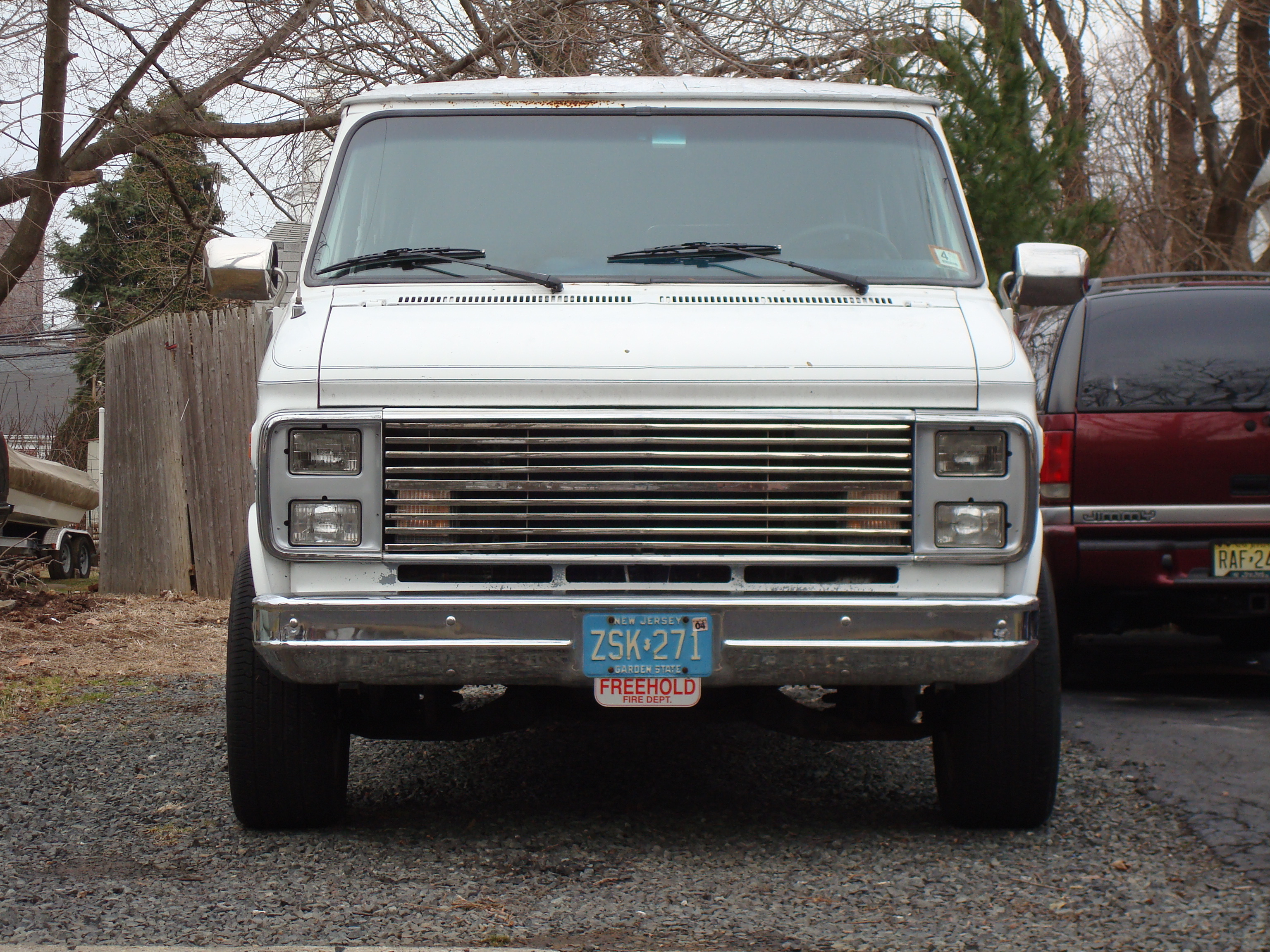 Another iCrash 1990 Chevrolet G-Series 1500 post... - 13128110