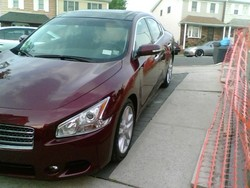 louiem35xmans 2009 Nissan Maxima