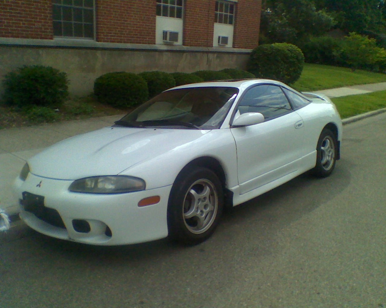 razorace 39 s 1999 mitsubishi eclipse in franklin oh. Black Bedroom Furniture Sets. Home Design Ideas