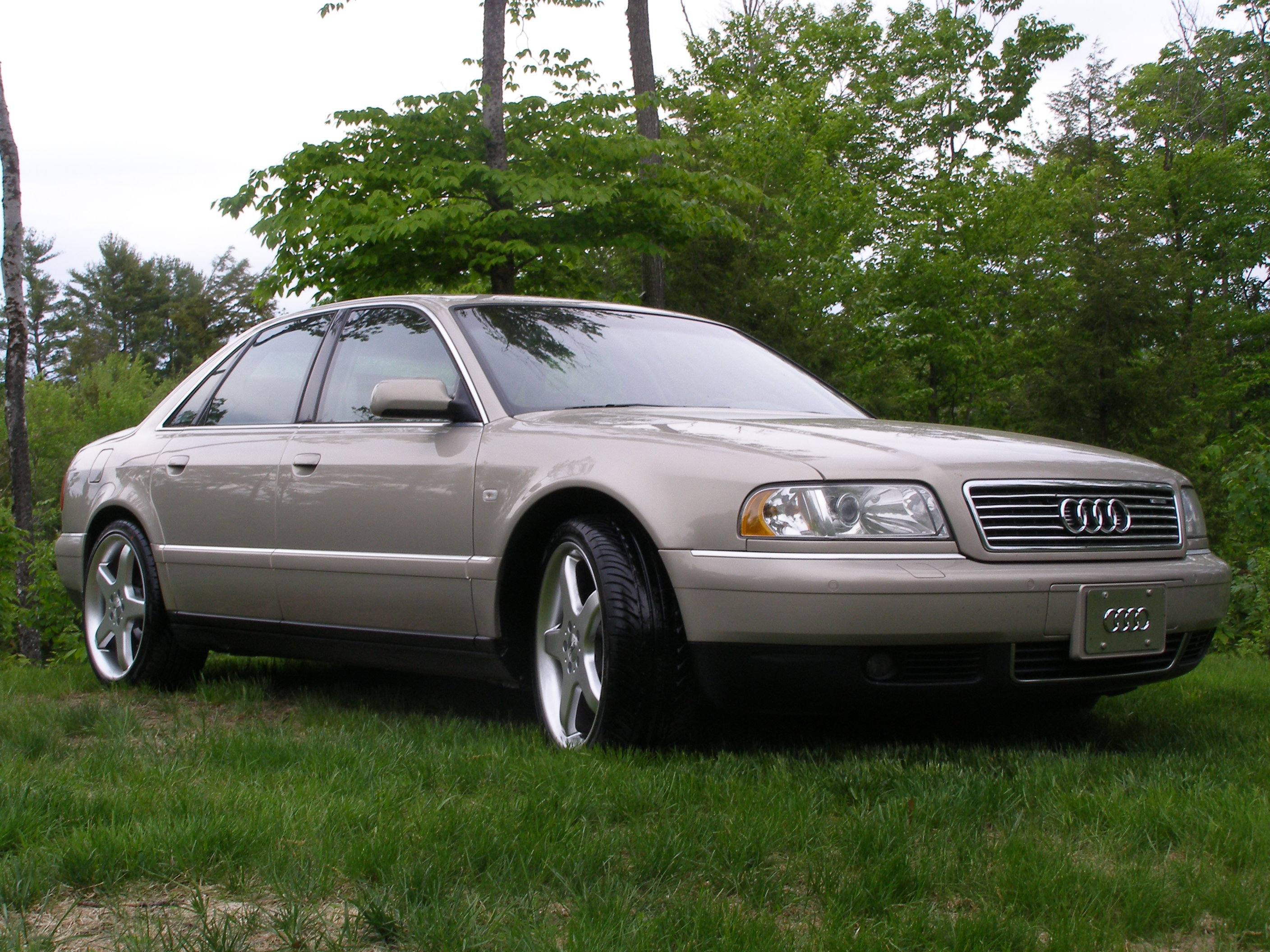Kenzy2003 2000 Audi A8 Specs Photos Modification Info At