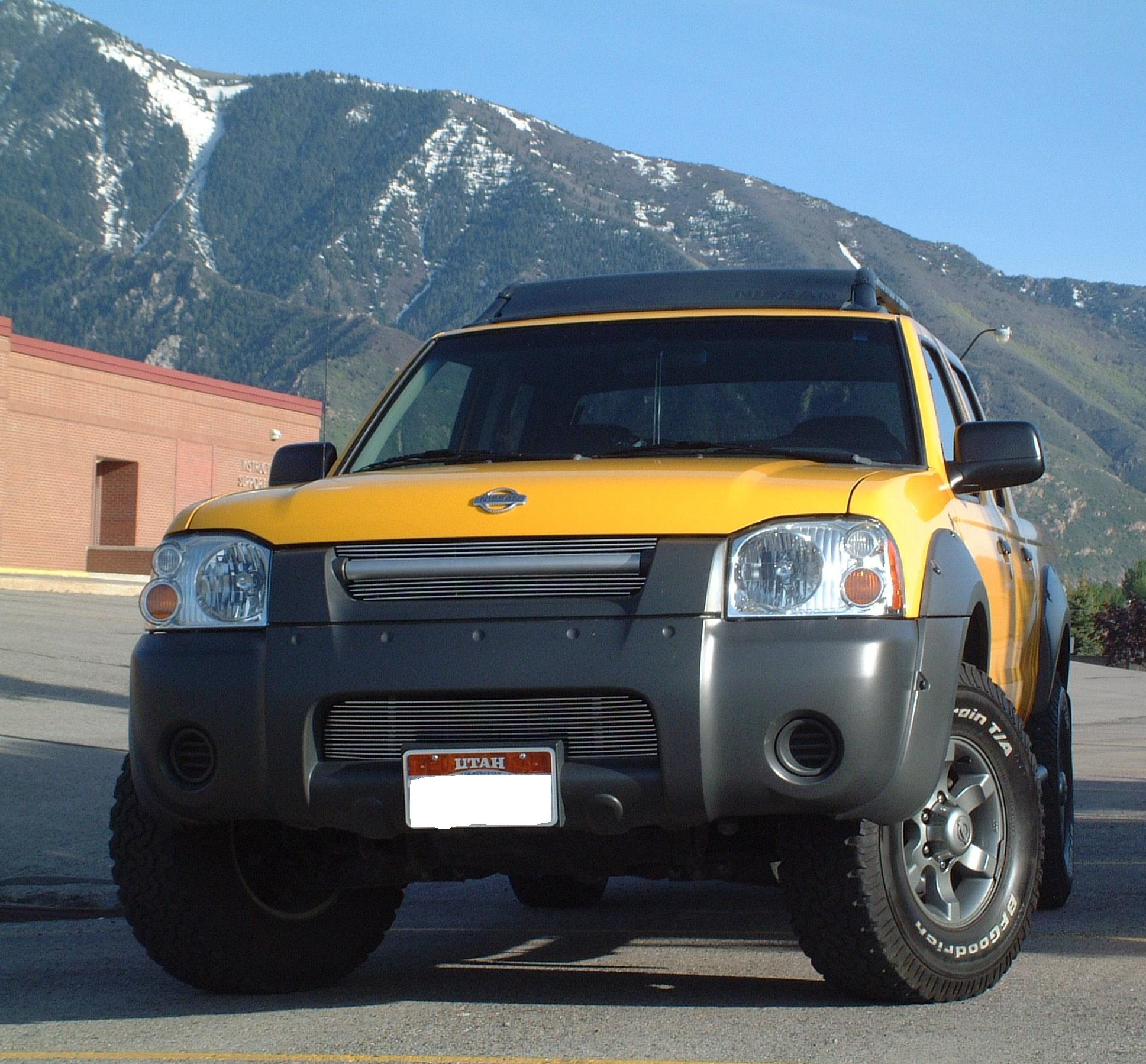 1998 Nissan Frontier Regular Cab Suspension: 01utahfronty's 2001 Nissan Frontier Regular Cab In Sandy, UT