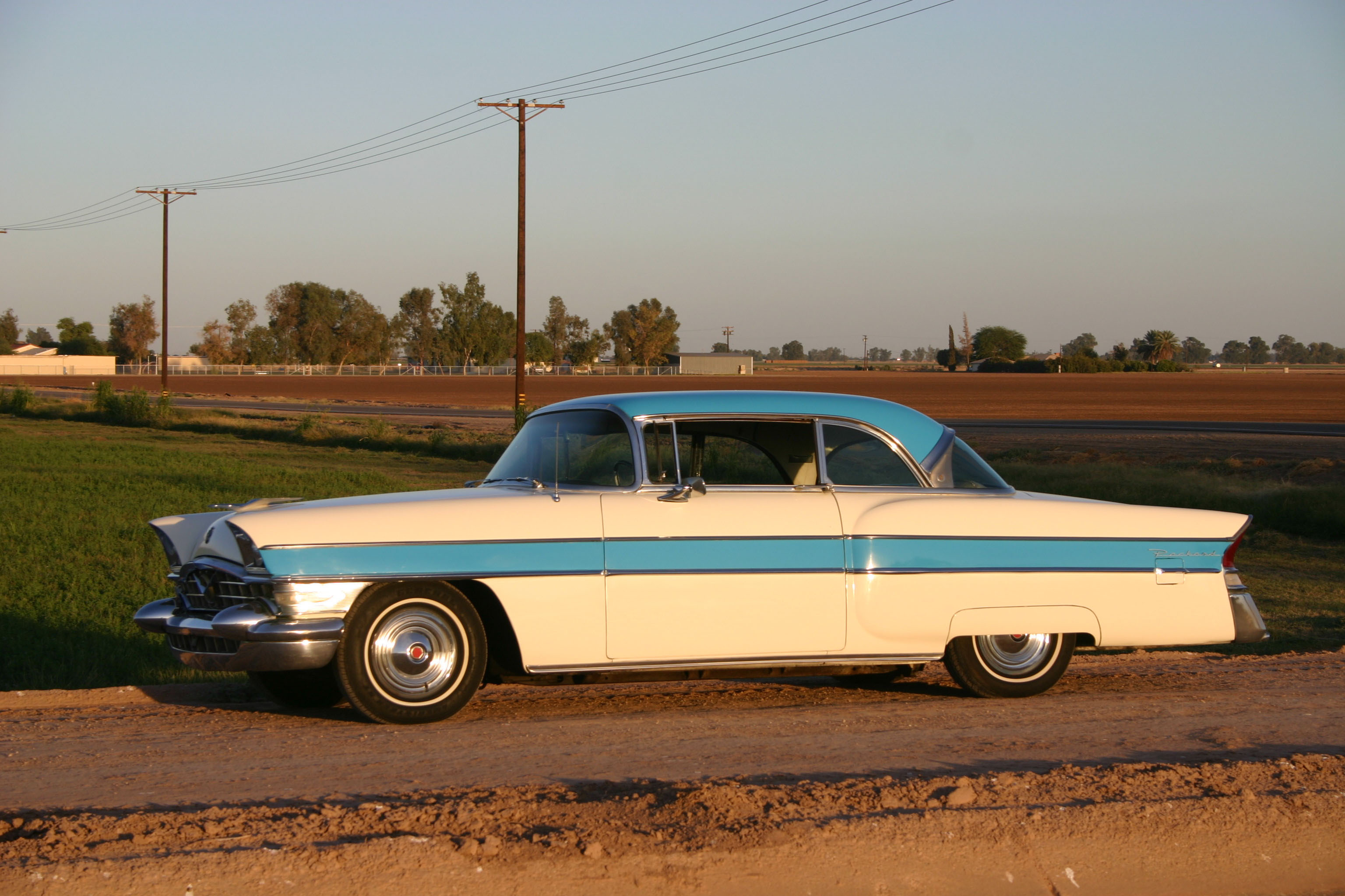 Another panamadave 1956 Packard 400 post... - 13131309