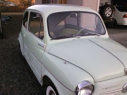 Sweet27coupe 1964 Fiat 600