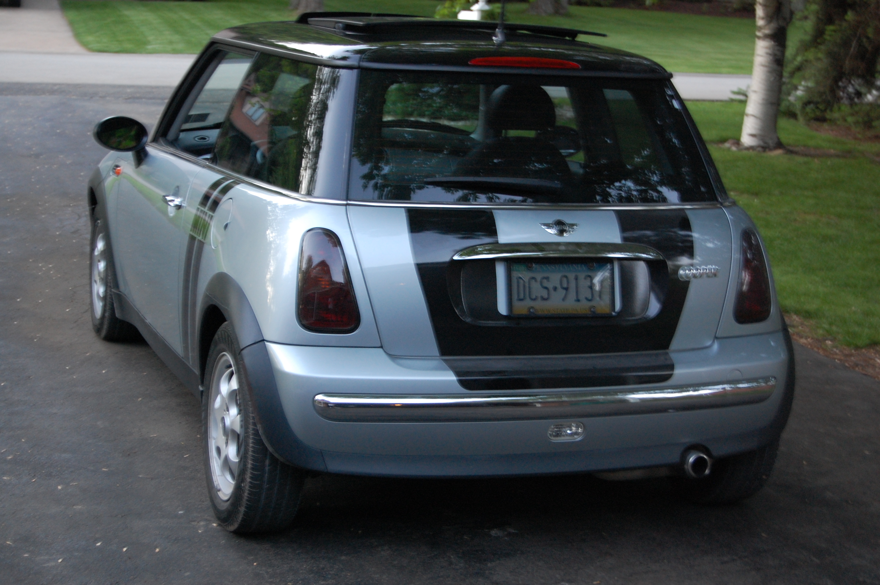 dansr50 39 s 2002 mini cooper in greensburg pa. Black Bedroom Furniture Sets. Home Design Ideas