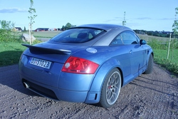 Ev-olutions 1999 Audi TT