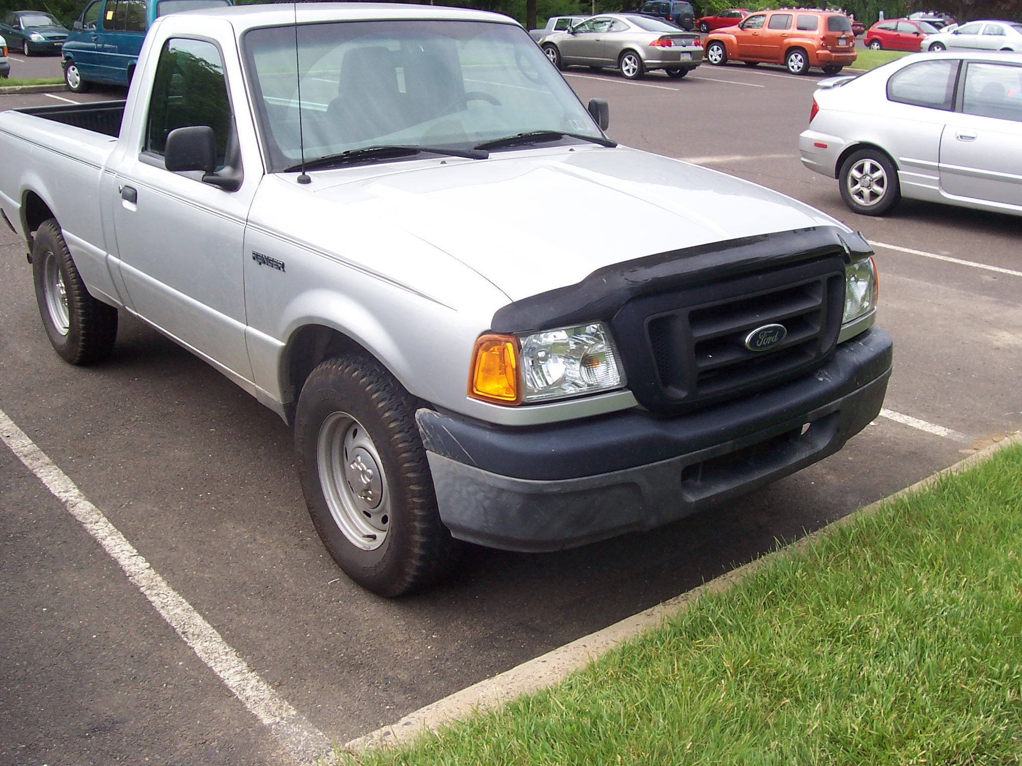 jmitch320 2005 Ford Ranger Regular Cab