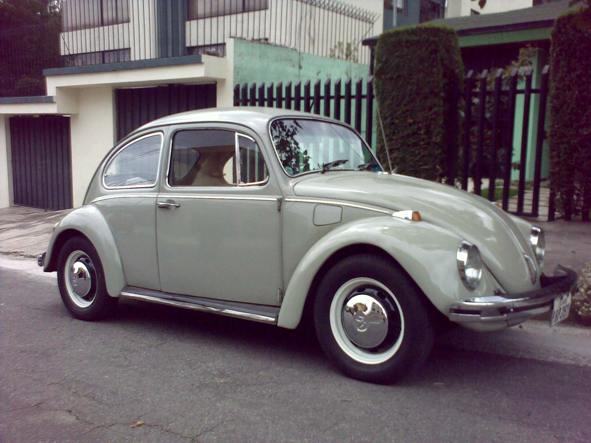 doncoque 1969 Volkswagen Beetle Specs, Photos, Modification Info at CarDomain