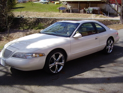 DOGBOY180 1998 Lincoln Mark VIII