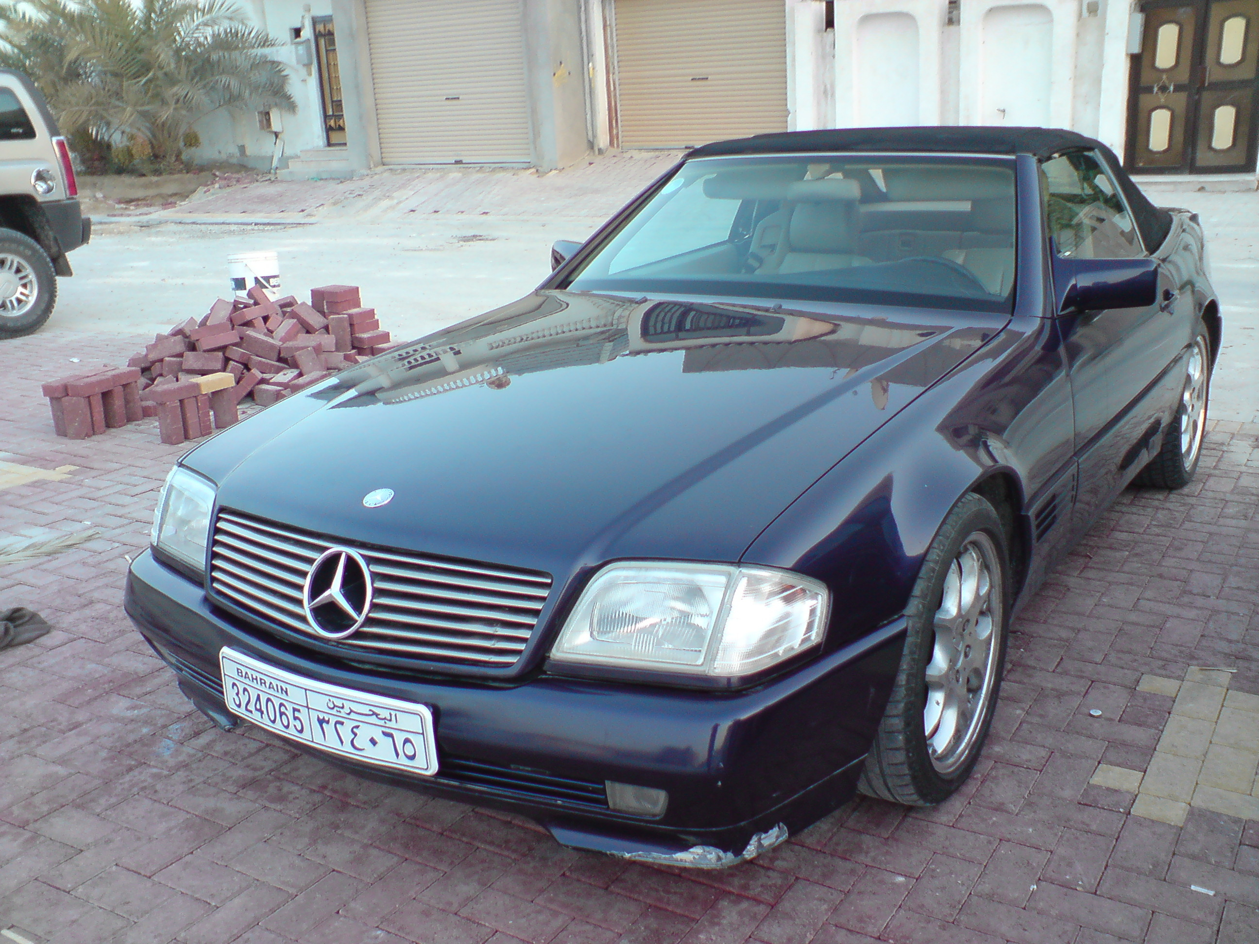Sar7anko 1995 mercedes benz sl class specs photos for 1995 mercedes benz sl500