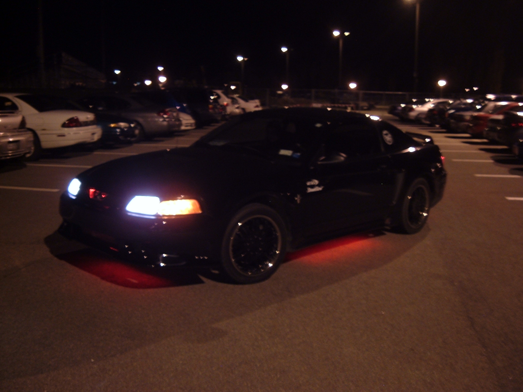 1showstopper 2000 Ford Mustang
