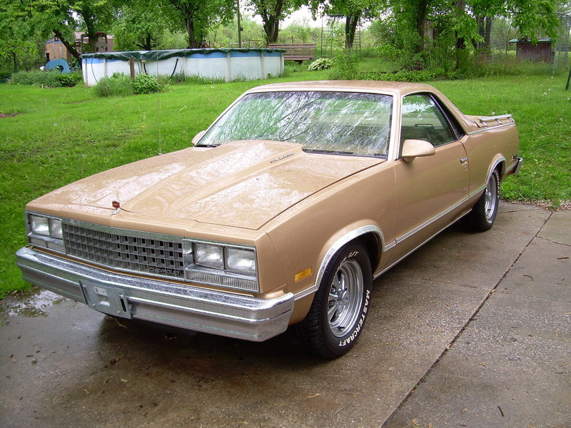 Beasty258 1986 Chevrolet El Camino Specs Photos Modification