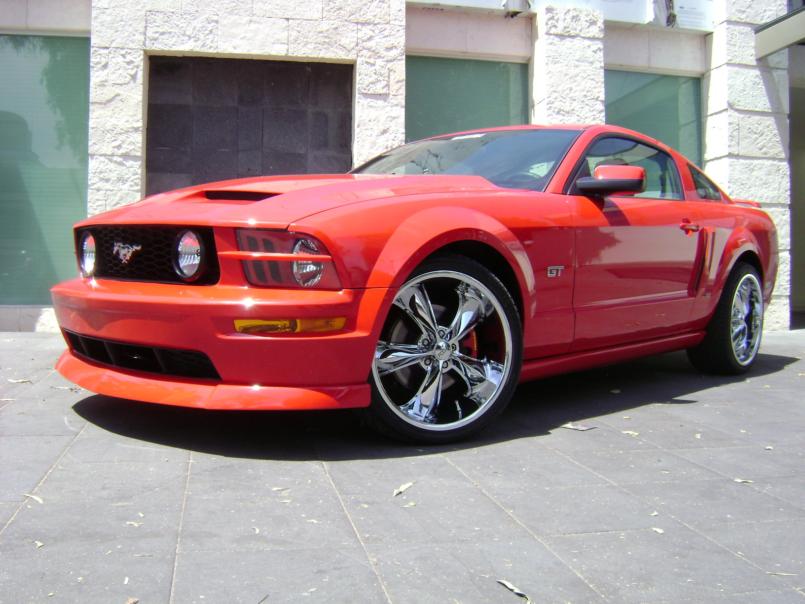 Another Importwheels 2006 Ford Mustang post... - 13136047