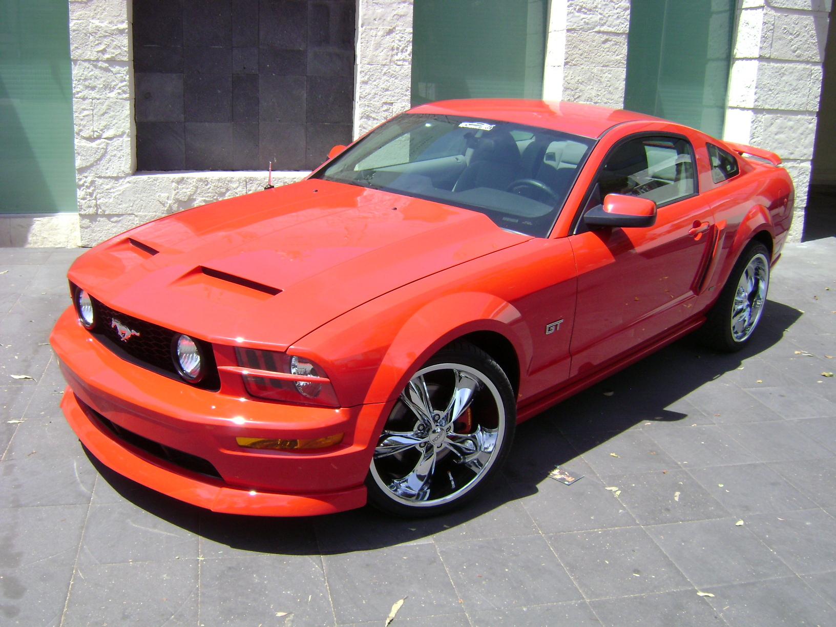 Another Importwheels 2006 Ford Mustang post... - 13136048