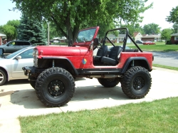 nshefbuchs 1982 Jeep CJ7