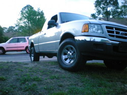 Little_Red_MX6s 2001 Ford Ranger Super Cab