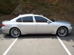 outlawimmortal55s 2003 BMW 7 Series