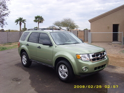 thatslife 2008 Ford Escape
