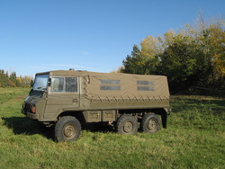 On the Go 1973 AM General HMMWV