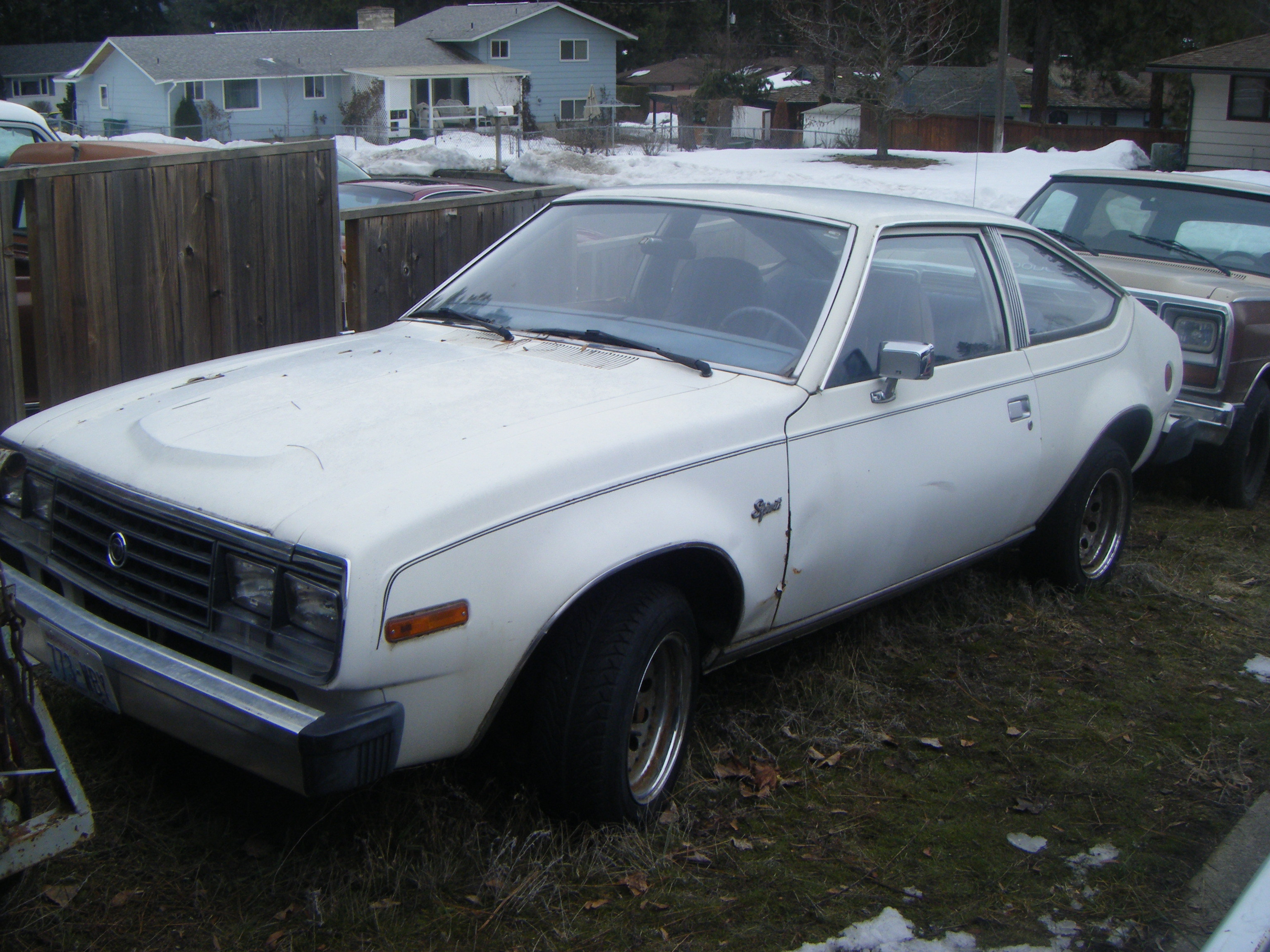Brad9669 1980 Amc Spirit Specs Photos Modification Info