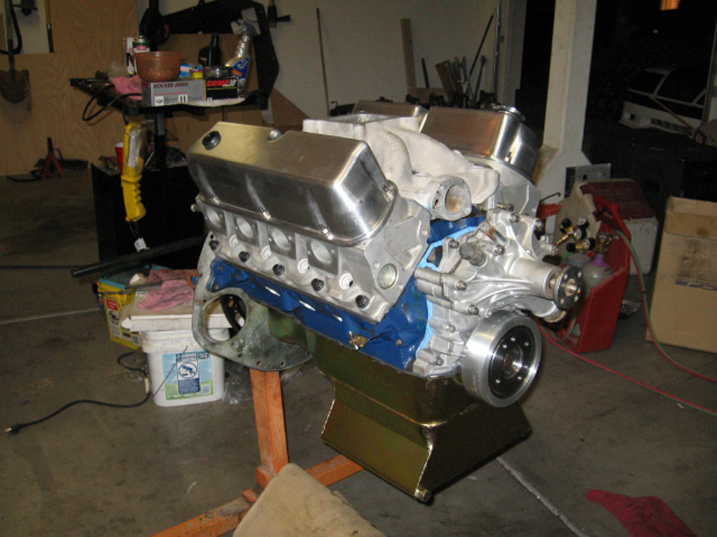 Another PA-Racing 1967 Ford Mustang post... - 13139158