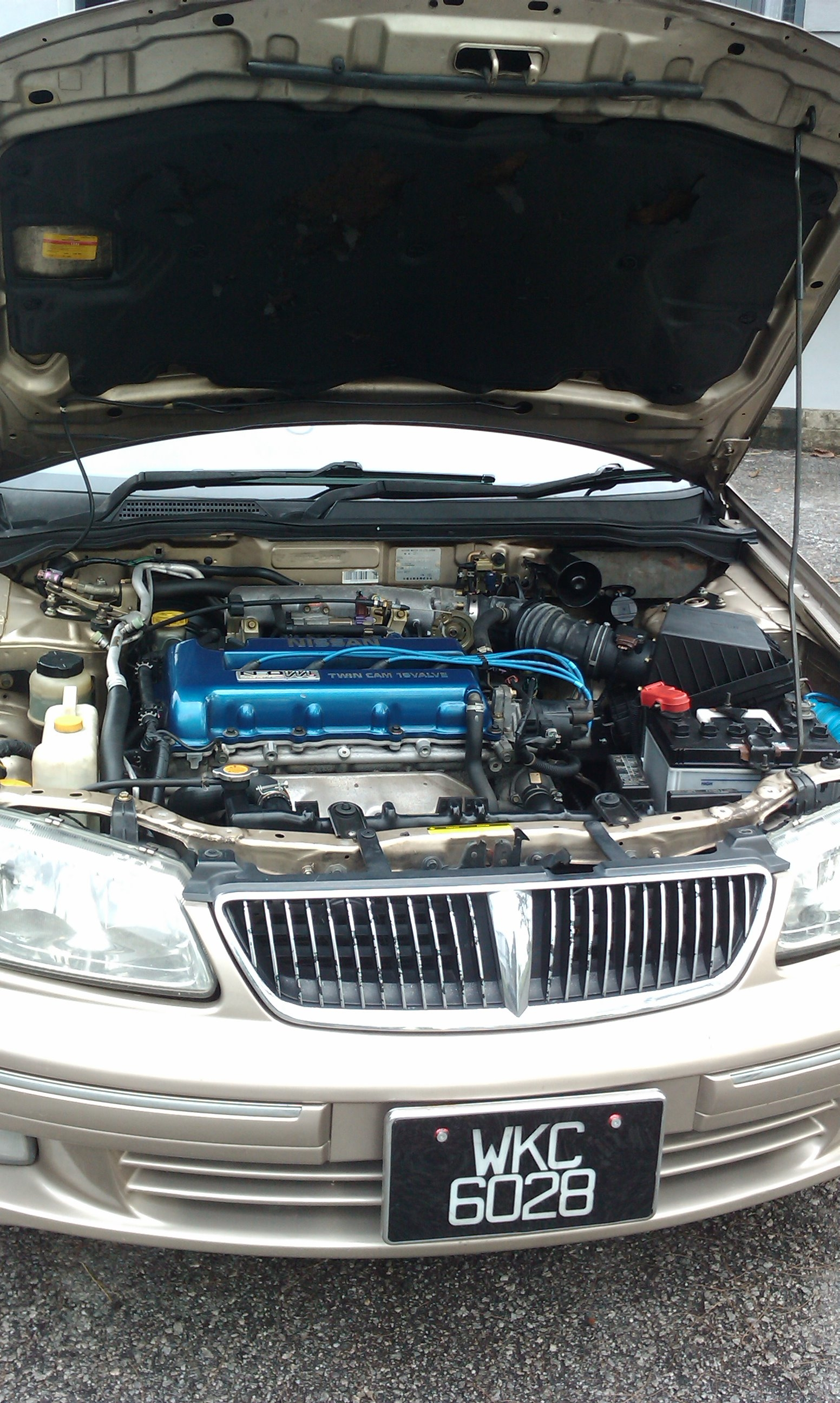 Another MKMD428 2002 Nissan Sentra post... - 13140396
