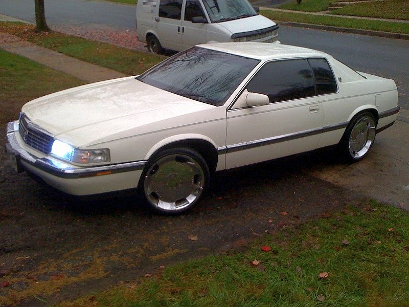 94 cadillac eldorado led lights