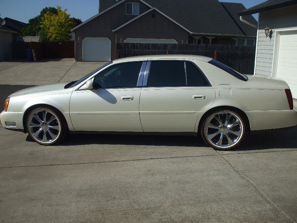 dynamitechilli 39 s 2002 cadillac deville in eugene or. Cars Review. Best American Auto & Cars Review