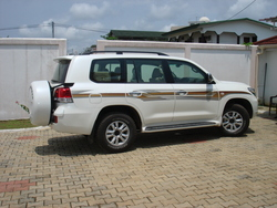 clem685 2009 Toyota Land Cruiser
