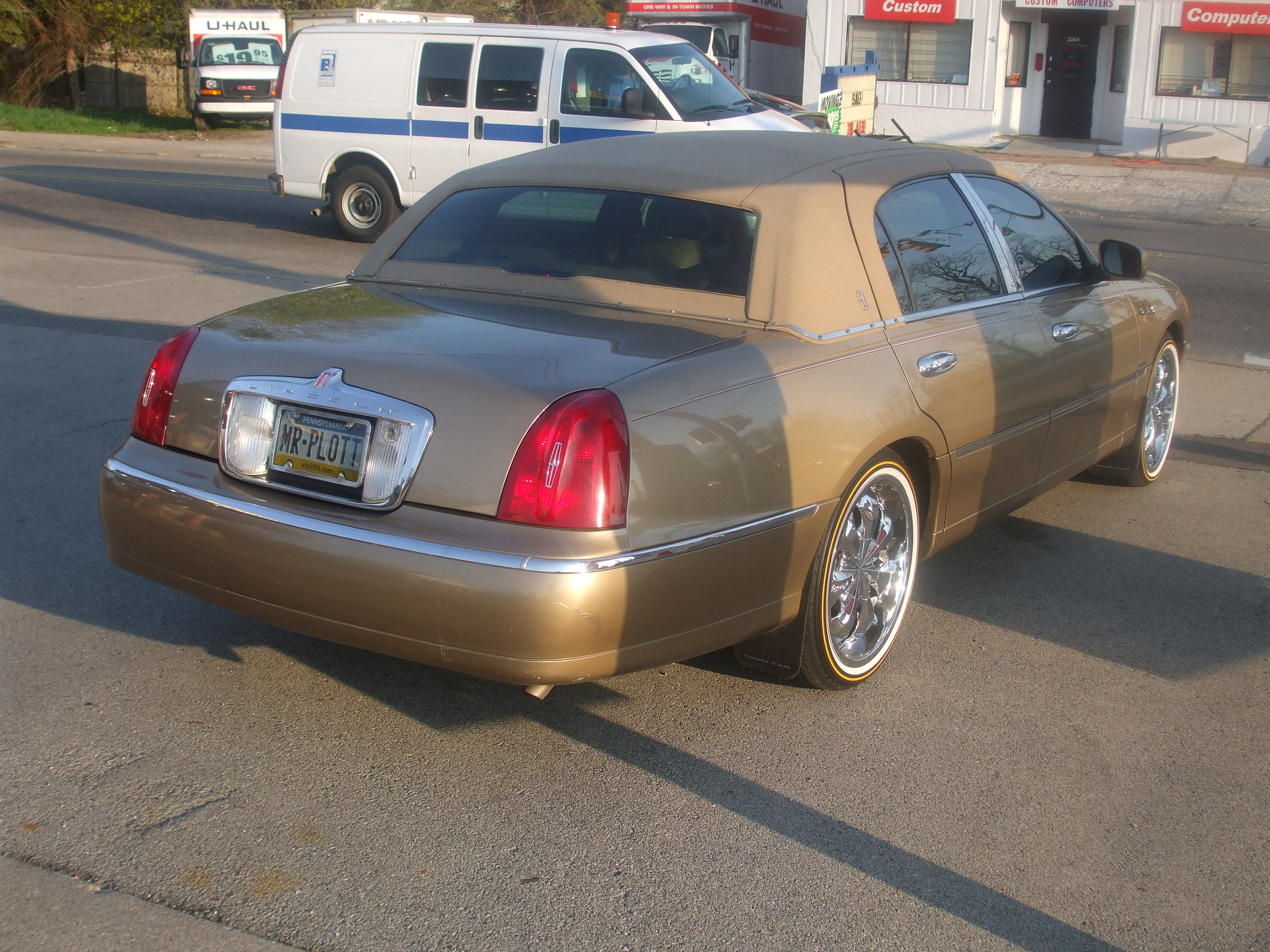 15361 1998 Lincoln Town Car Specs Photos Modification Info At