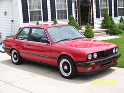 MAXXFANTOMs 1988 BMW 3 Series