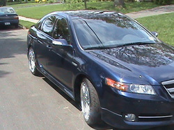 hitmen4s 2008 Acura TL