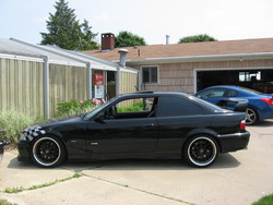 kymyers 1995 BMW 3 Series