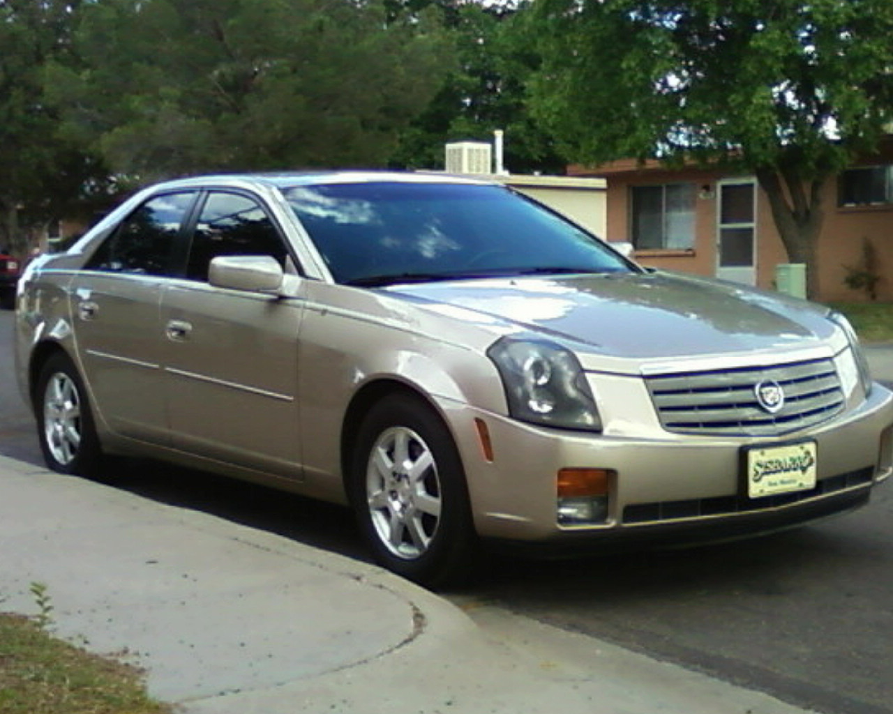isaiahcts 39 s 2005 cadillac cts in isaiahcts nm. Black Bedroom Furniture Sets. Home Design Ideas
