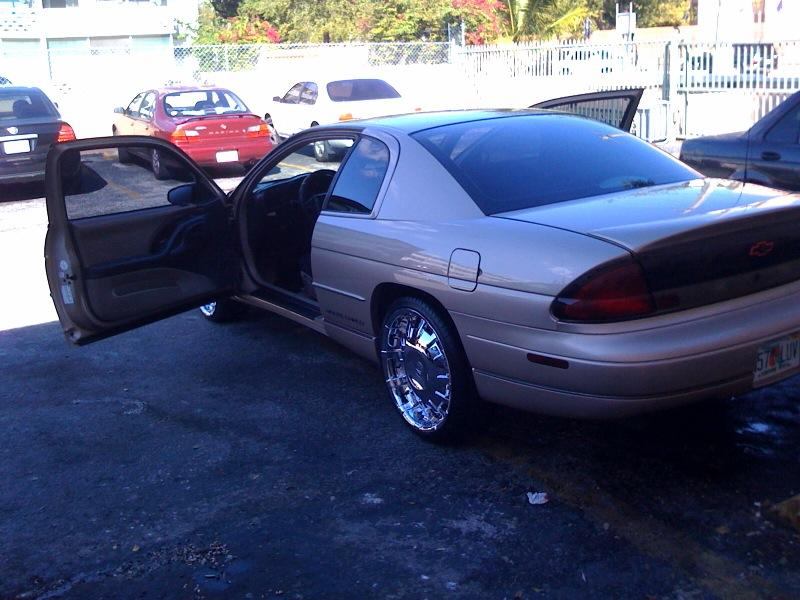 Another PBOY305 1999 Chevrolet Monte Carlo post... - 13161960
