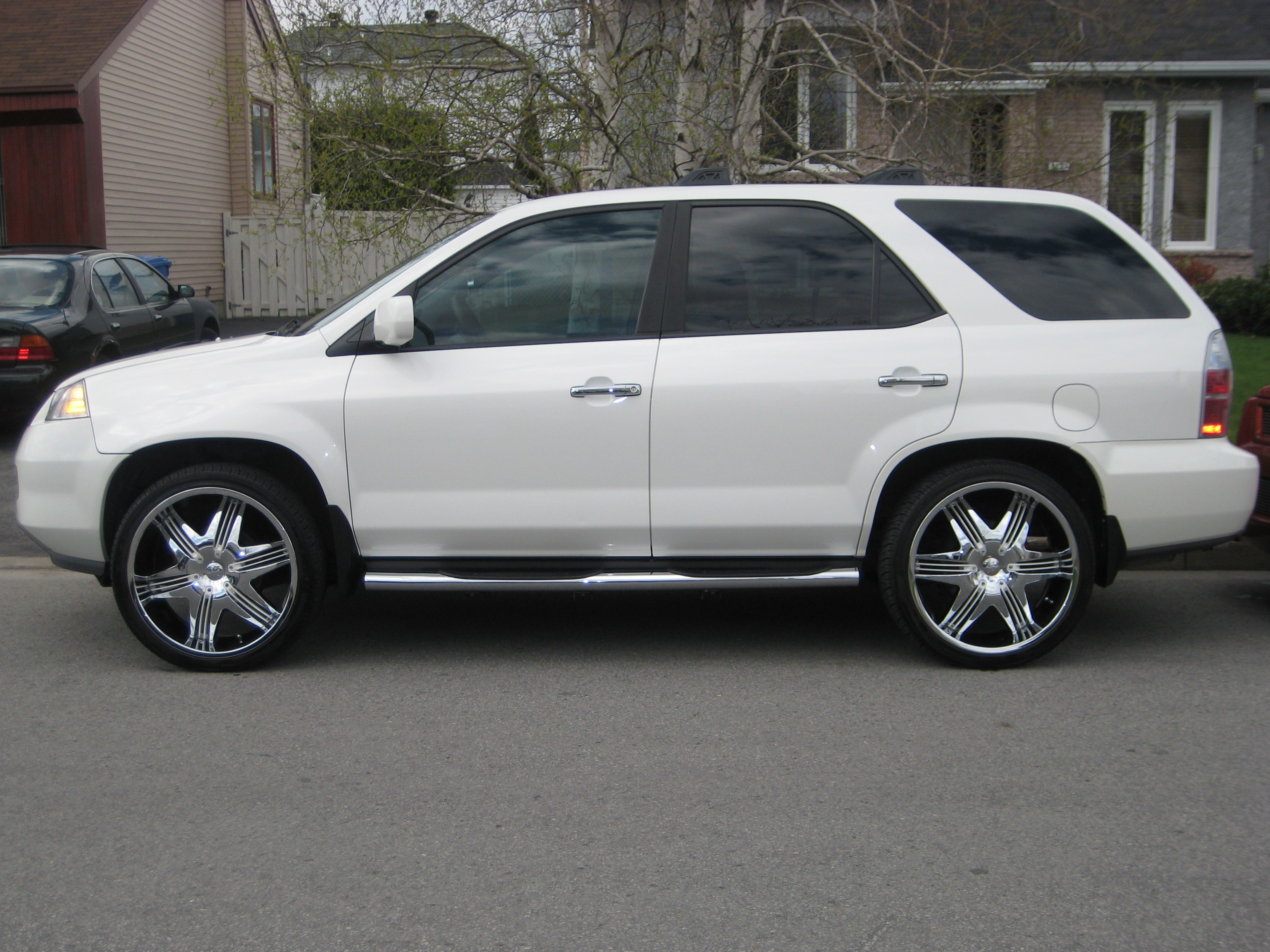 Thebigstan 2004 Acura Mdx Specs Photos Modification Info