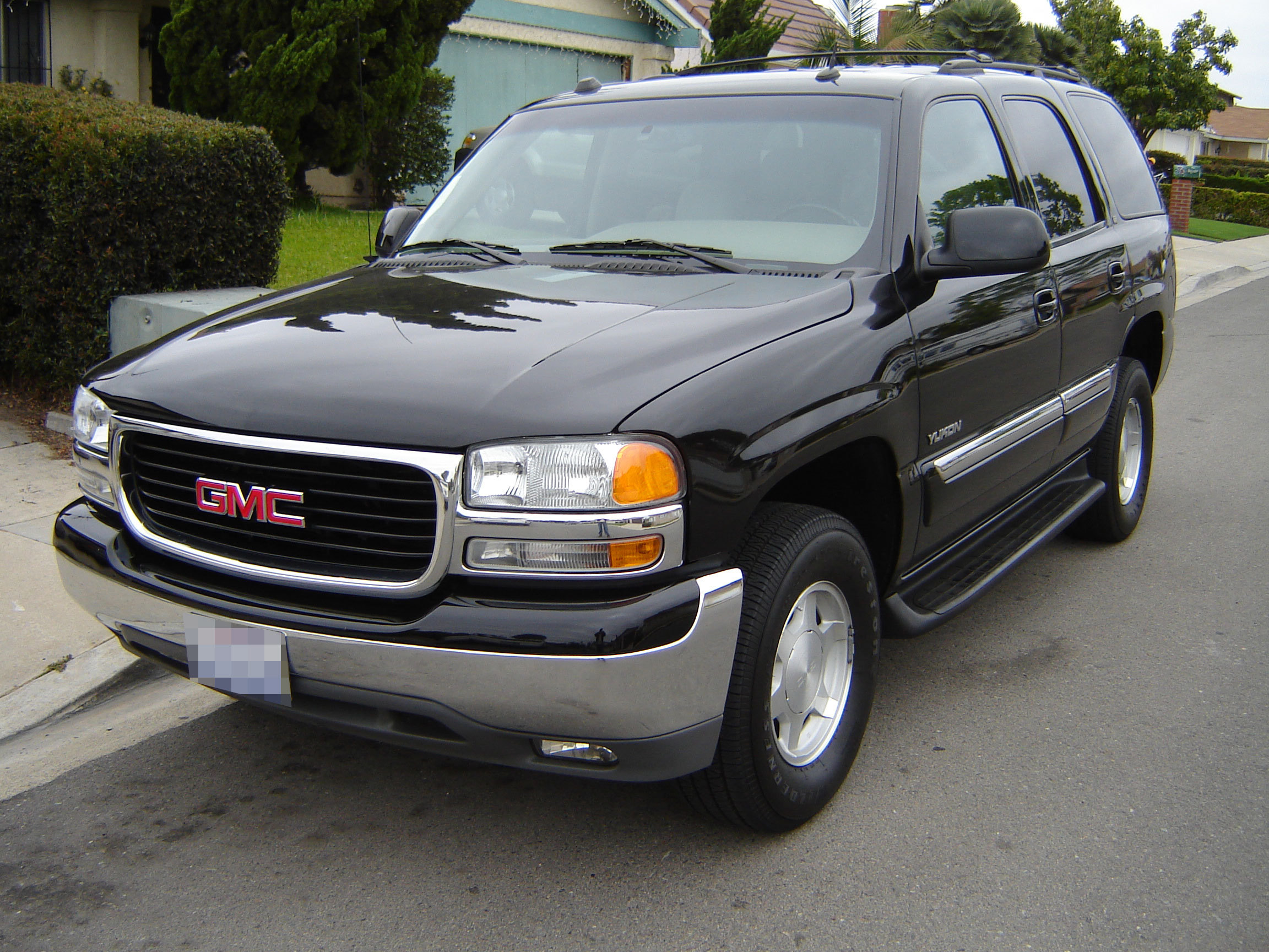 czargee 2004 gmc yukon specs photos modification info at. Black Bedroom Furniture Sets. Home Design Ideas