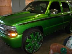 trester1s 2000 Chevrolet Tahoe
