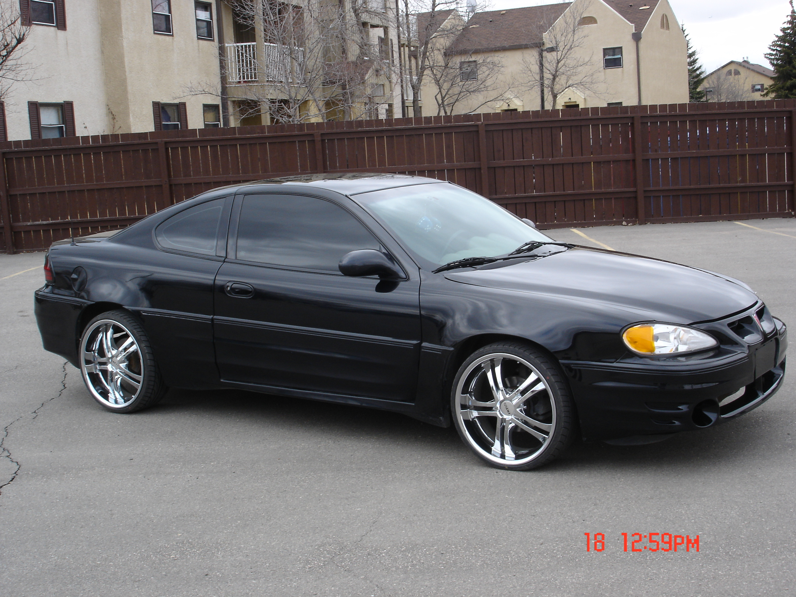 Soiceyboy 2005 Pontiac Grand Am Specs Photos Modification Info At Cardomain